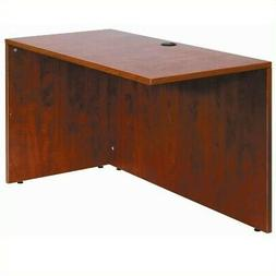 """Boss Office Products 42"""" Reception Return-Cherry"""