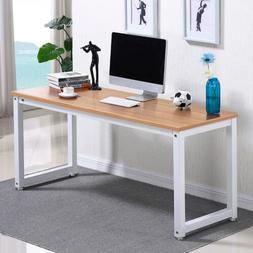 47'' Computer Desk PC Laptop Study Writing Table Workstation