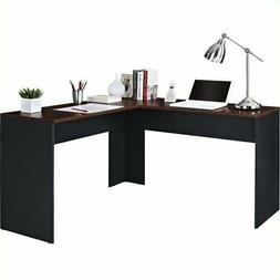 Altra Furniture The Works Contemporary L-Shaped Desk