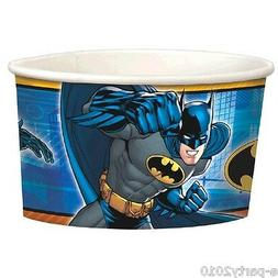 BATMAN Heroes and Villains ICE CREAM CUPS  ~ Birthday Party