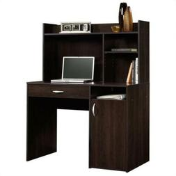 Beginnings Desk With Drawer And Hutch, Cinnamon Cherry Saude
