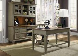 Bungalow Transitional Executive Home Office Furniture Desk S