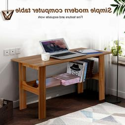 Computer Desk PC Gaming Laptop Table Study Workstation Home