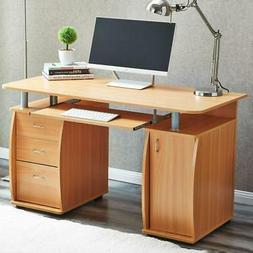 New Computer Desk PC Laptop Table w/Drawer Home Office Study