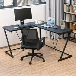 computer gaming office home desk l shaped