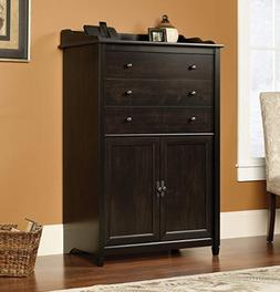 Desk Secretary Computer Cabinet Armoire Hideaway Home Office