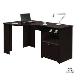 Desk With File Drawer Writing Corner Charging Station Home O