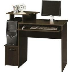 Desktop Computer Desk Wood Student Home Office Workstation T