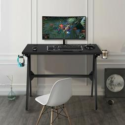 Gaming Desk Home Office PC Table Computer Desk with Cup Hold