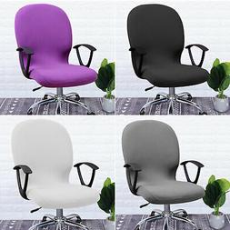 Home Kitchen Office Computer Desk New Chair Cover Meeting Re