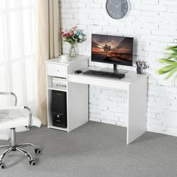 Small Computer Study Student Desk Laptop Table with Drawer H