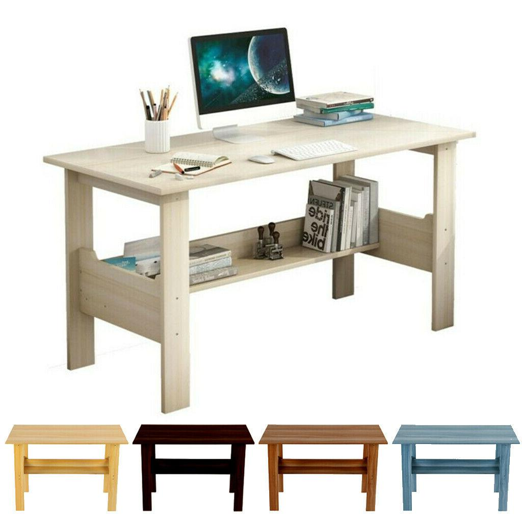 39 home solid wood small desk bedroom