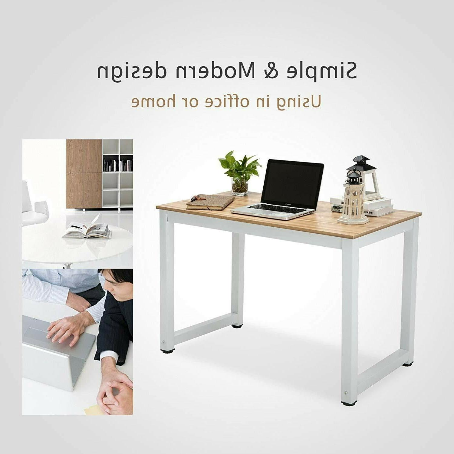43inch Office Desk PC Table Study Work-Station Of
