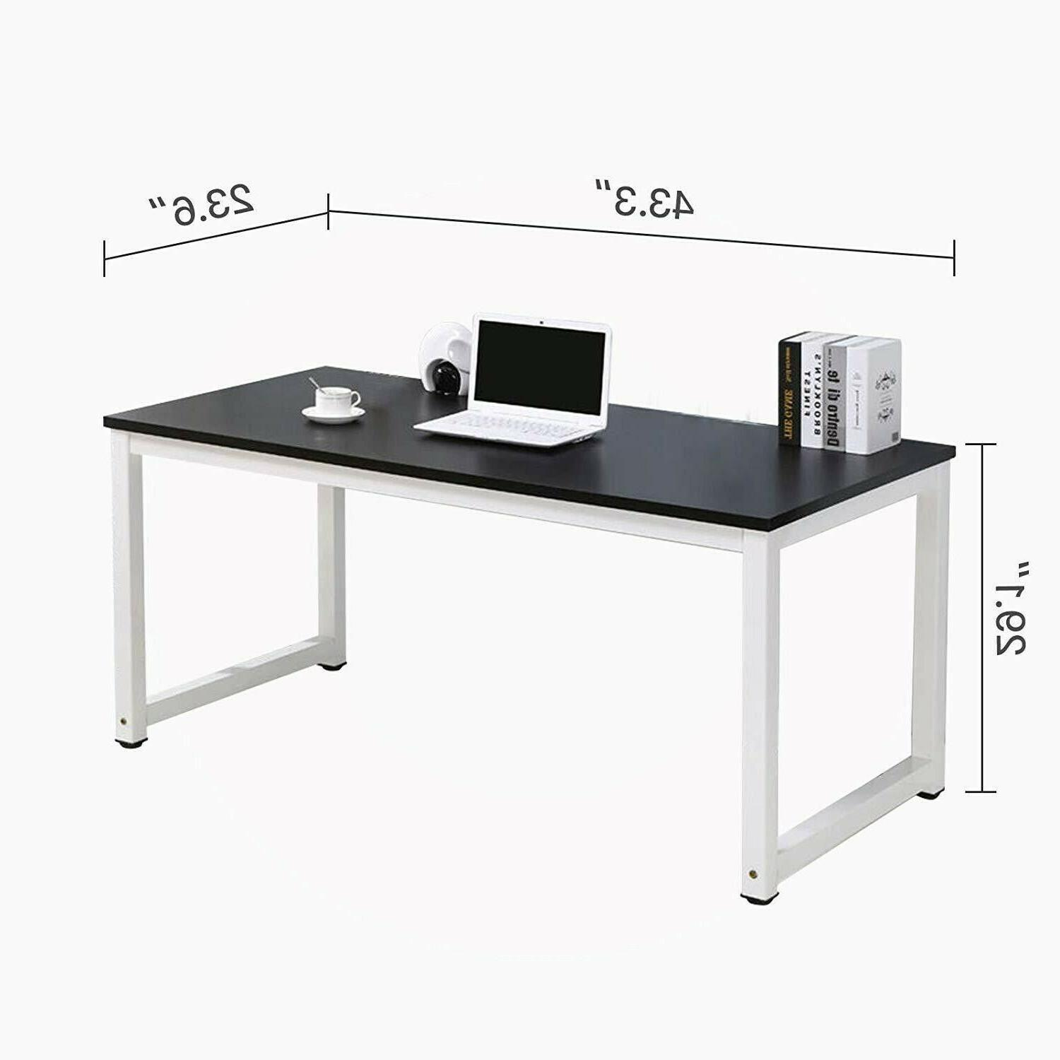 43inch MDF Office Desk PC Table Study Of