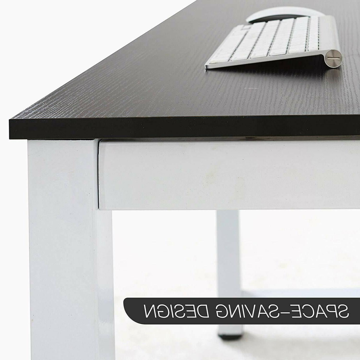 43inch MDF Computer Office Table Work-Station Of