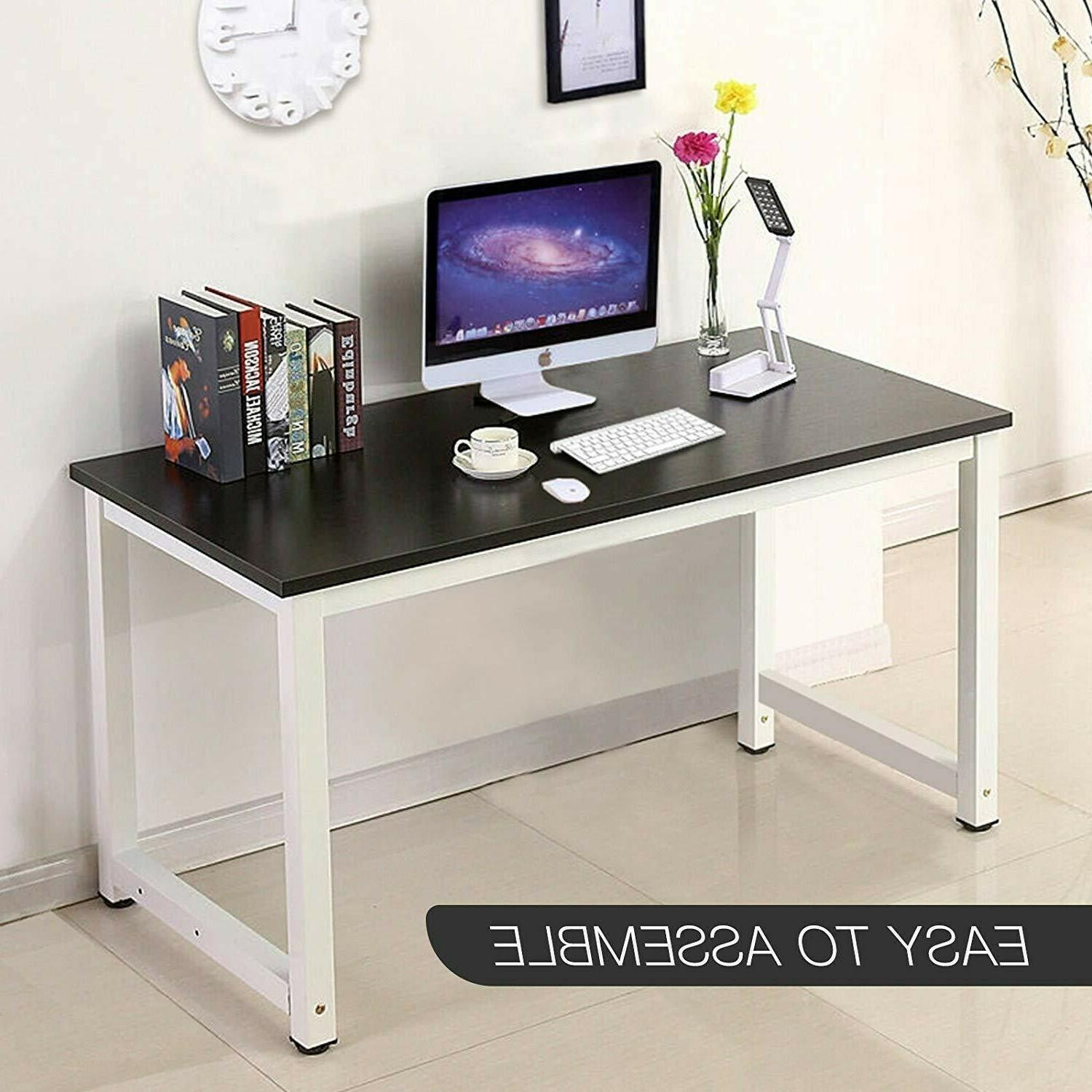 43inch Large Computer Office PC Laptop Table Work-Station Of