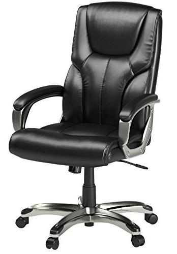 AmazonBasics Executive Chair - Black