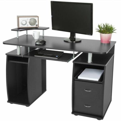 Computer Desk Writing Table Student Study Furniture