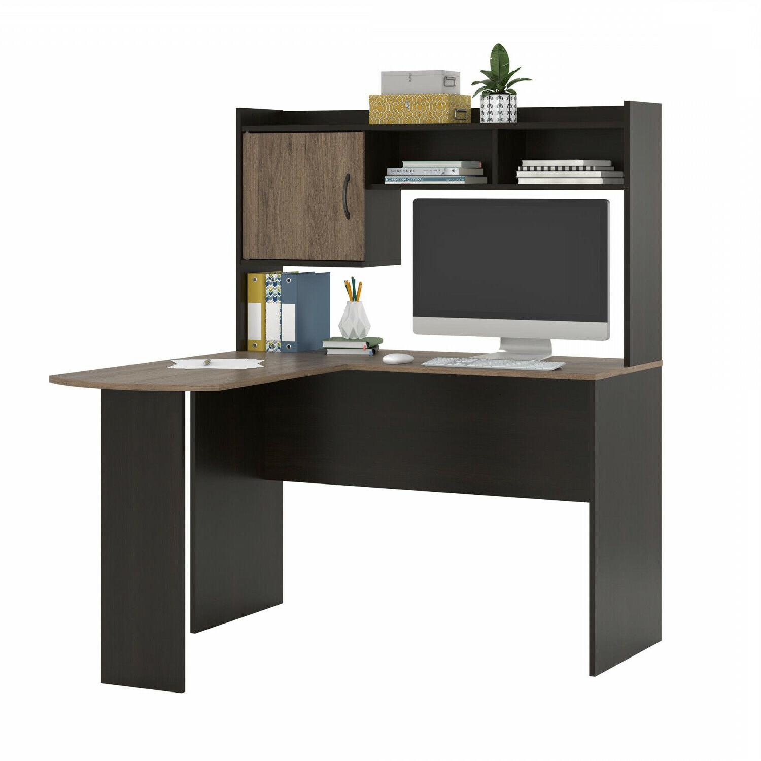 Desk Desk Hutch Office Cubbies and Cabinet Hutch