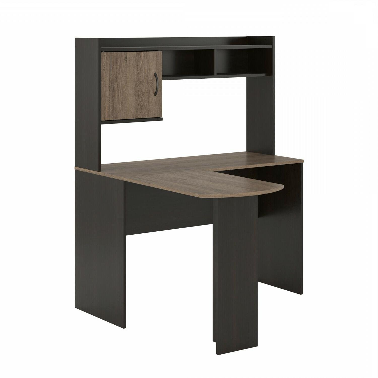 Desk Hutch Home Office Furniture Cubbies and
