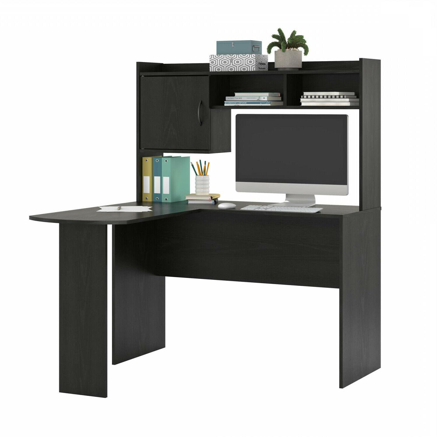 Desk Hutch Home Office Cubbies and