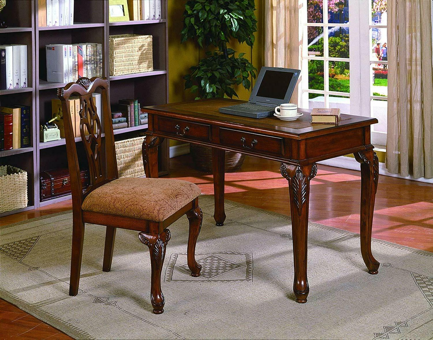 Fairfax Home office Workstation with Set