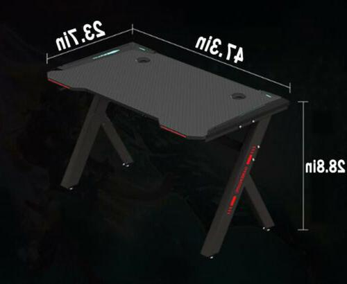 Gaming Computer Desk inch Ergonomic PC with Office