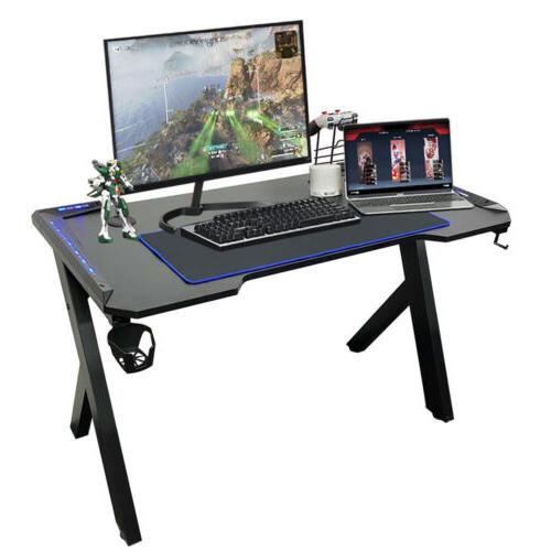 Gaming Desk inch with Cup Home Office