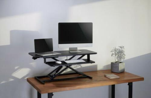 Height Standing Monitor Riser to