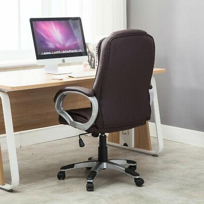 High Leather Executive Task Computer NEW