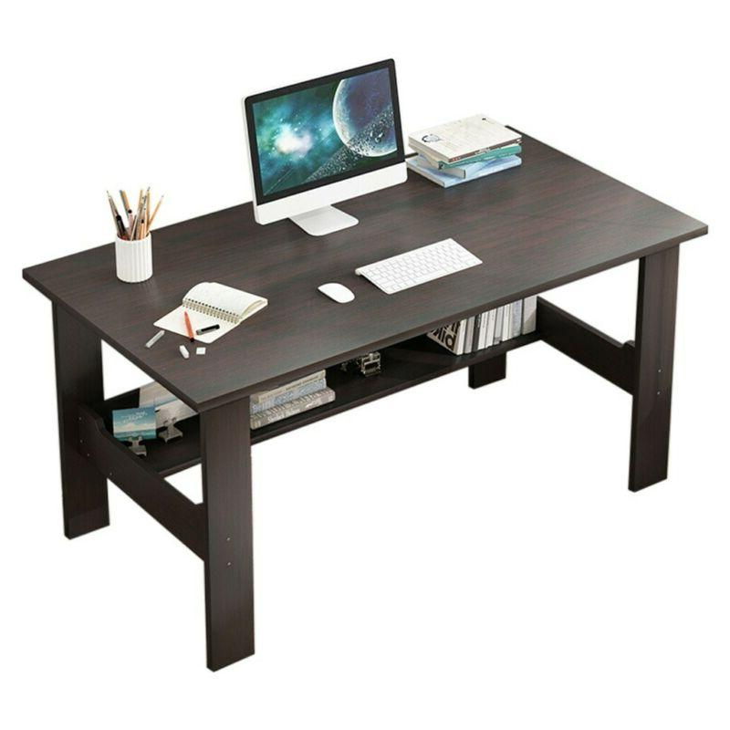 Home Desk PC Wood Table