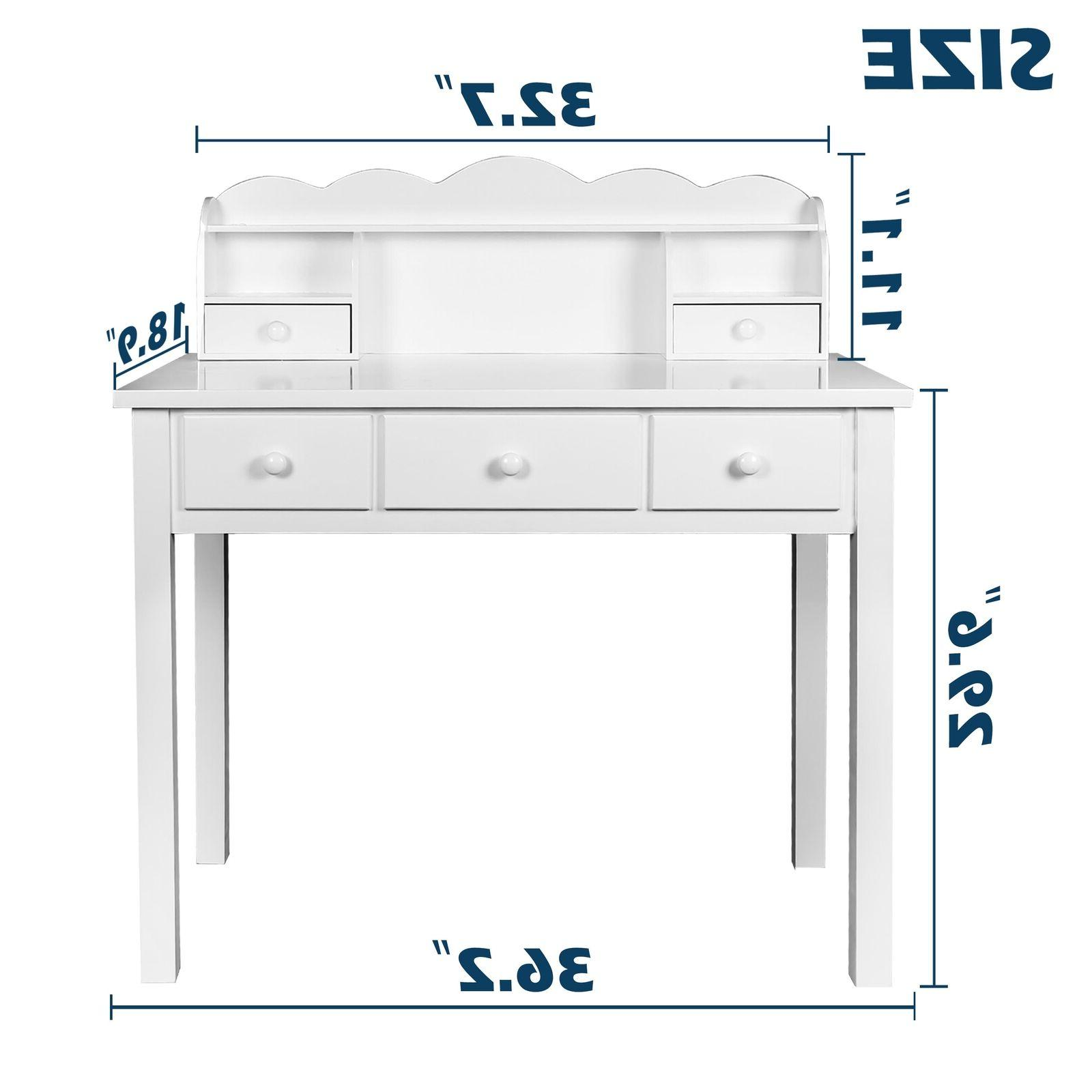 Home Office Desk,Computer Work with