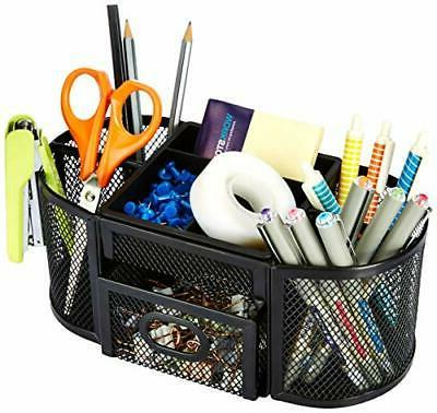NEW Mesh Desk Organizer