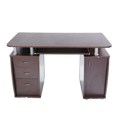 PC Table Study Writing Home Office w/Drawer