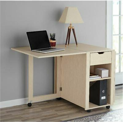 Portable Table On Crafting Hobby Storage