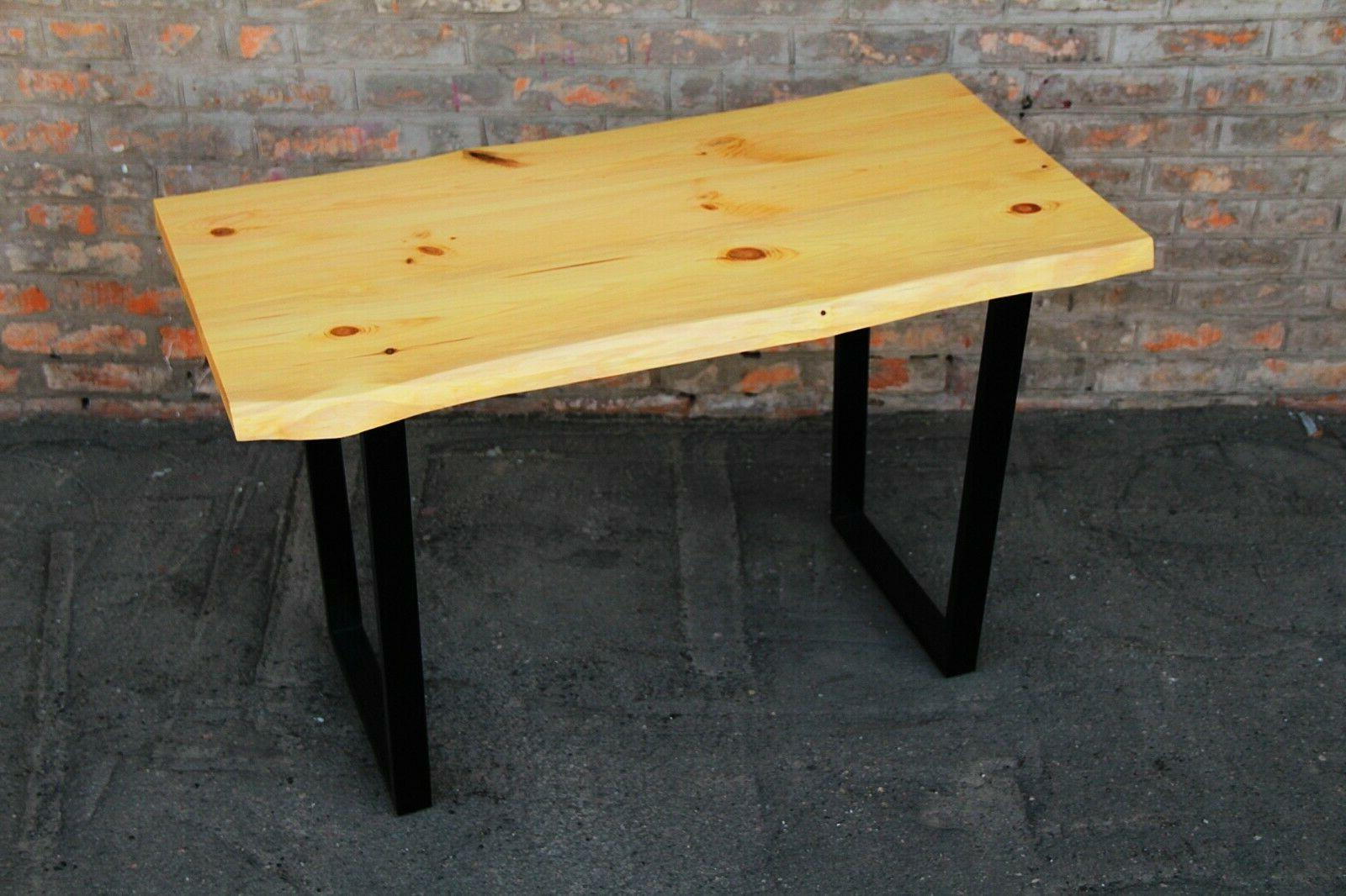 Reclaimed Wood Dining Desk