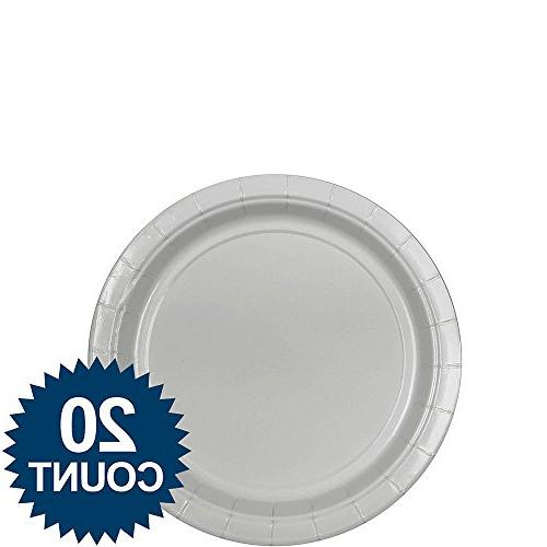 Silver Plates 24ct