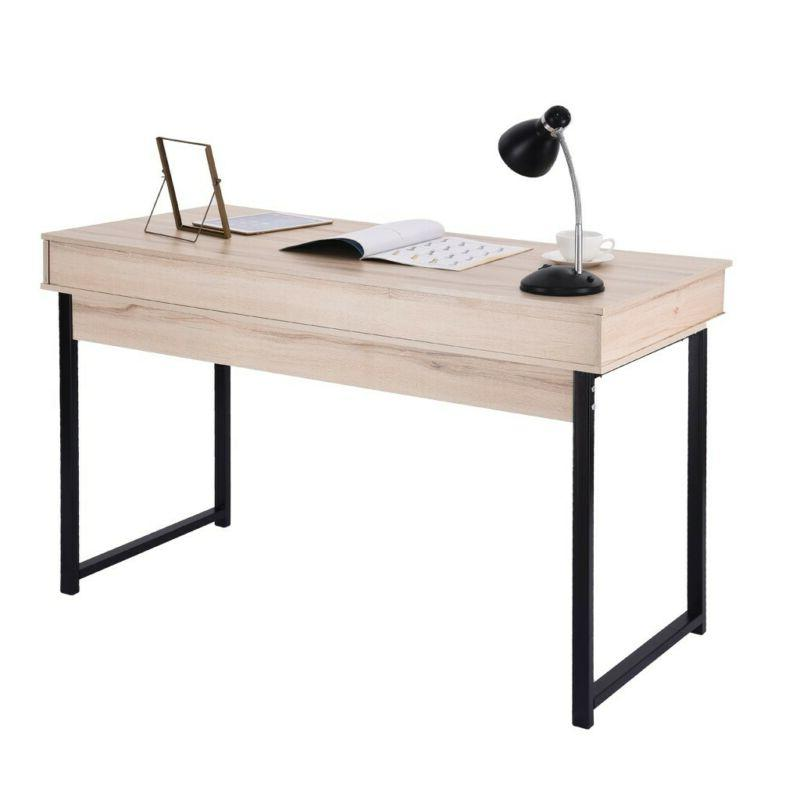 Computer Table Laptop Office Desk Study Table Simple Worksta