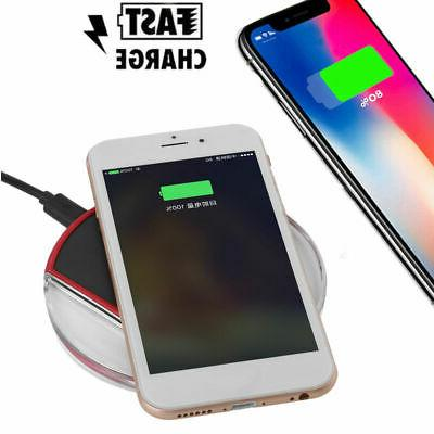 Wireless Phone Pad for XR 8 9 S10+ Charger