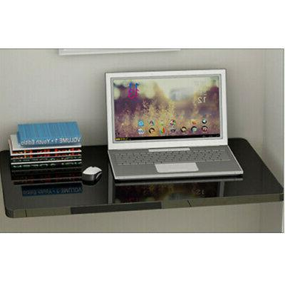 Black Mount Foldable Computer Home Office