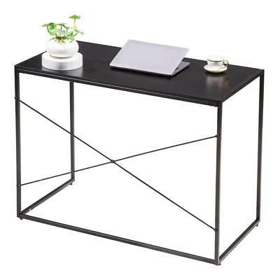 Wood Computer Desk Laptop Table Home Office Furniture