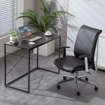Wood Computer Table Study Workstation Office Furniture New