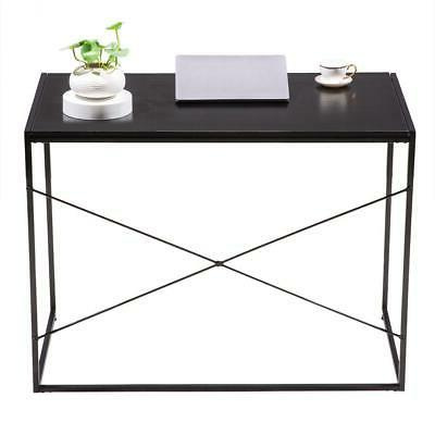 Wood Table Workstation Office