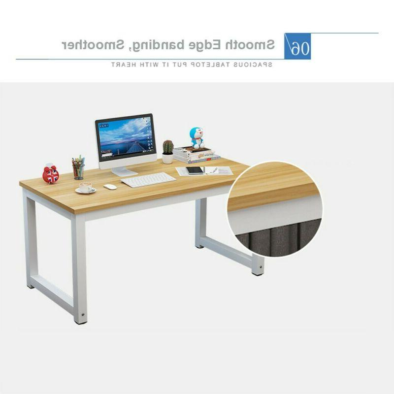 Wood Computer Laptop Office Study Furniture