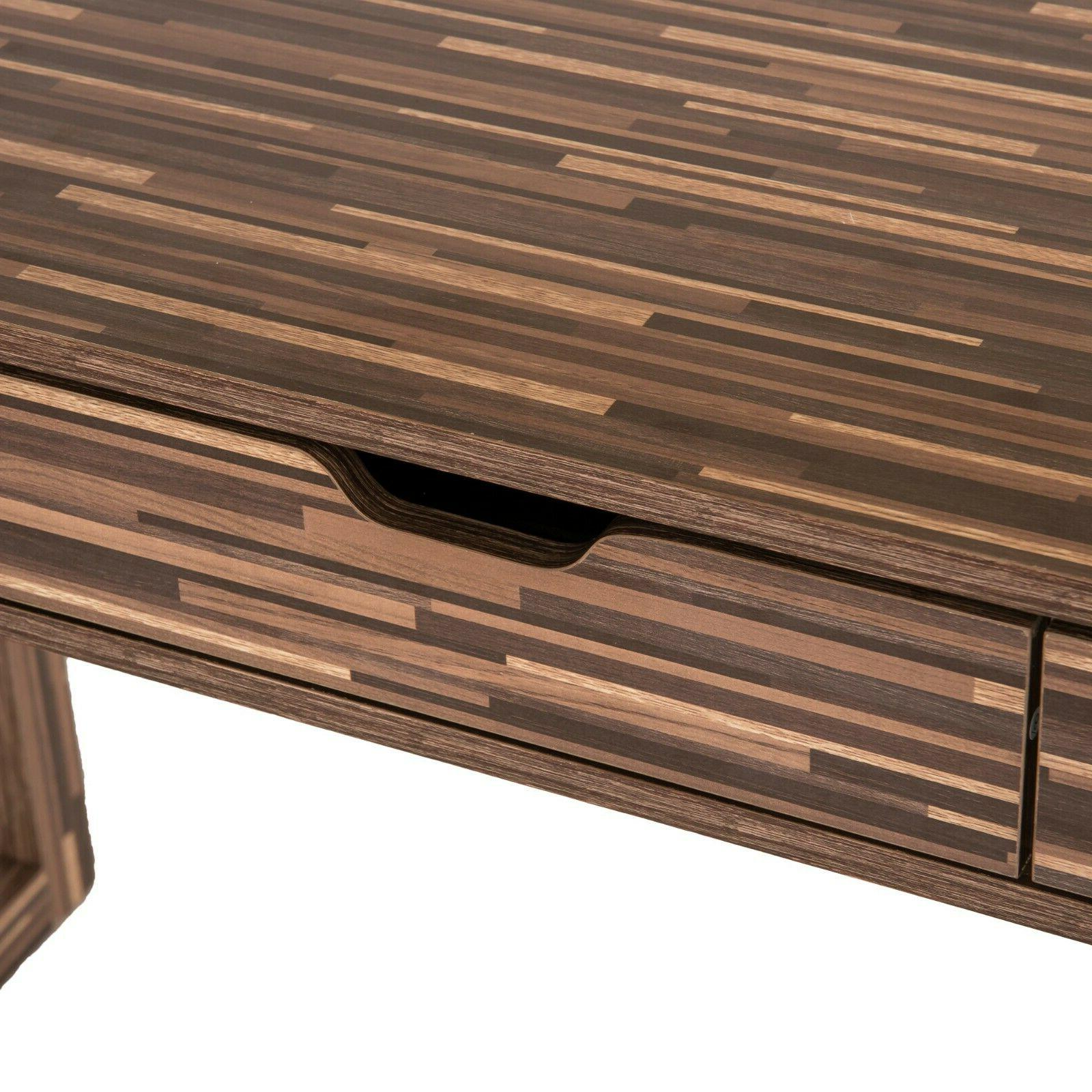 Writing with Drawers Brown