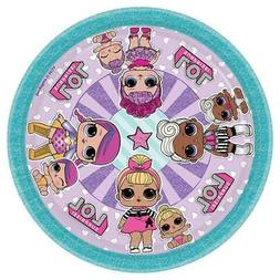 LOL Surprise Dessert Plates L.O.L. Birthday Party Supplies 8