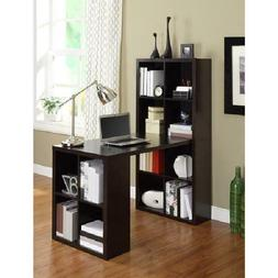Ameriwood Home London Hobby Desk With Storage Cubes, Multipl