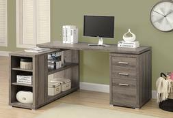 Modern Corner L shaped Home office/Study Desk Furniture With