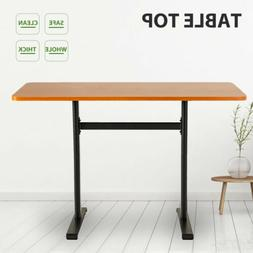Modern Desktop Table Top Surface Office Home for Sit Stand S