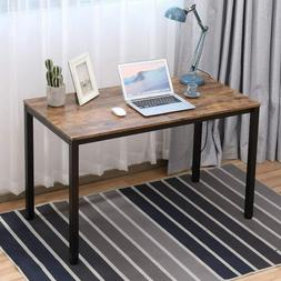 "Modern Simple Design Home Office Desk 47"" L Computer Table D"